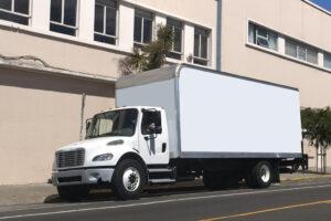 Transportation of industrial and refrigeration equipment